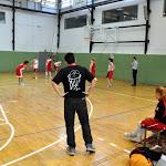 NBA -Puerto Sagunto Cadete F