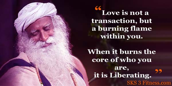 Sadhguru Quotes Love