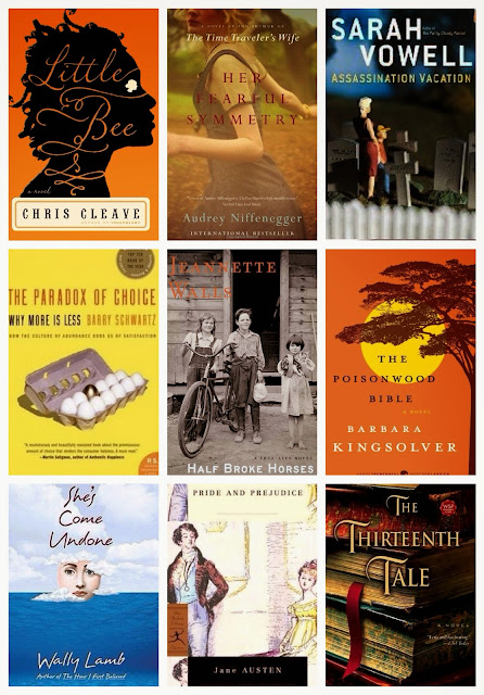 Great reads for book club discussions