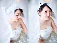 very pretty bridal makeup