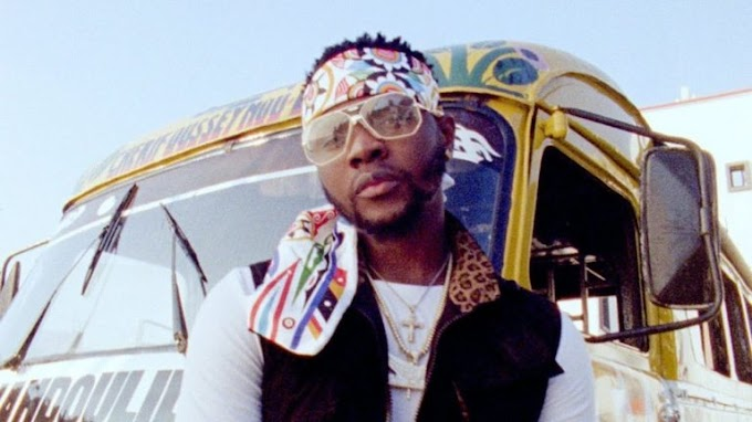 Kizz Daniel Acquires A Brand New White Bentley