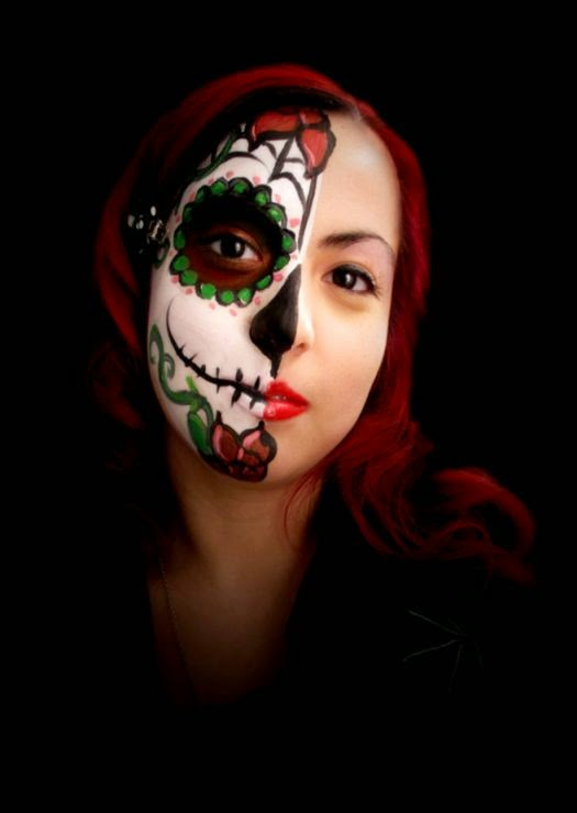 Face Paint   Fevered Fuzz by bunnygopoof on DeviantArt