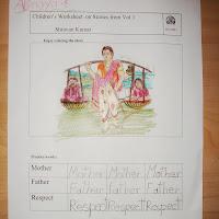 Kripalu Values- Respect