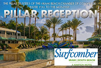February Pillar Reception at The Surfcomber Miami | South Beach