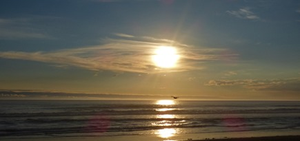 South Beach, Olympic National Park, Sunset