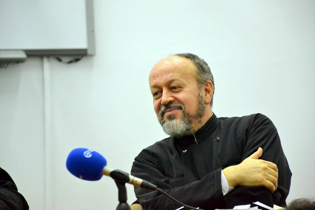 Pr. Constantin Necula despre tineri, FTOUB 114