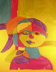 Tribute to Picasso by Mackenzie