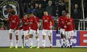 Mkhitaryan equals seven-year Man Utd record with Rostov strike