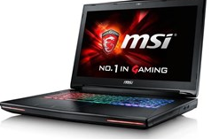 MSI GT72S-6QE Drivers  download