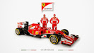 Ferrari F14 T with Ferando Alonso & Kimi Raikkonen