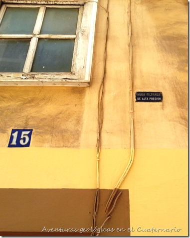 Placa fachada