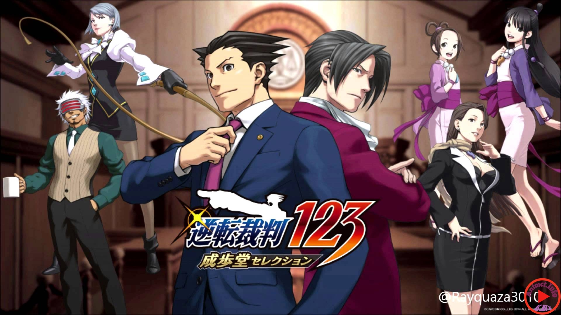 Gyakuten Saiban: Sono Shinjitsu, Igi Ari! - Ace Attorney | Phoenix Wright: Ace Attorney