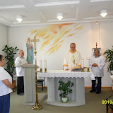 """Rekolekcje """"Być świadkiem nadziei"""" 1 - 4 sierpnia 2010 Suraż"""