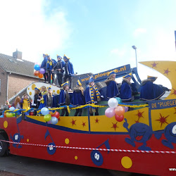 Carnaval 2012 Optocht 19.02.2012