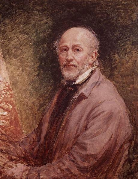 John Linnell - Selfportrait