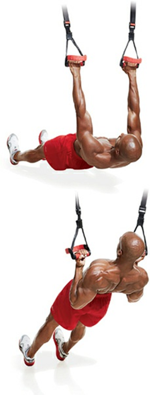 ROTATIONAL INVERTED ROW