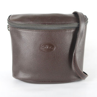 Longchamp Brown Shoulder Bag