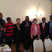 Delegation led by Chief Michael Ade Ojo from Elizade University, Nigeria, visits the University of Illinois