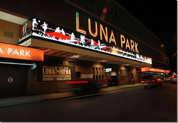 Luna Park Argentina en BS AS 2017 ve fechas horarios ubicacion precios y cartelera