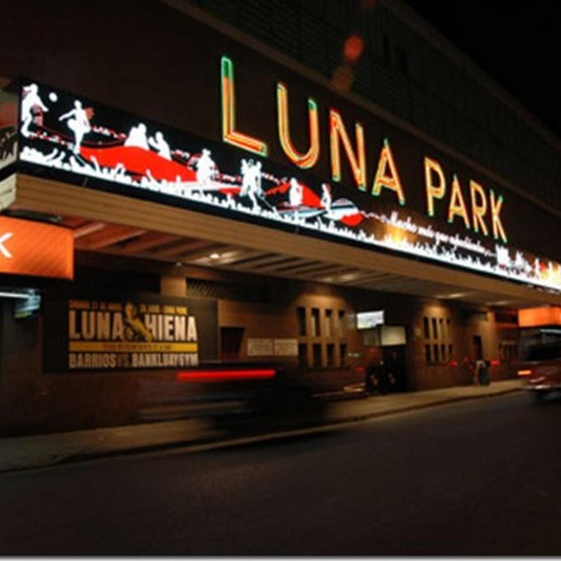 Luna Park Buenos Aires 2017: Entradas y Recitales