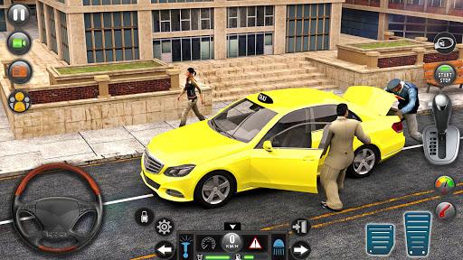 New Taxi Simulator – 3D Car Simulator Games 2020 screenshots 1