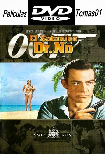 007:  El satánico Dr. No (1962) DVDRip