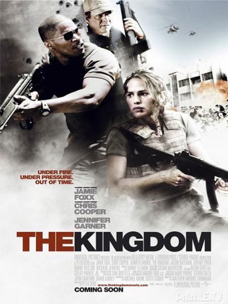 Phim Giữa Sa Mạc Lửa - The Kingdom - VietSub