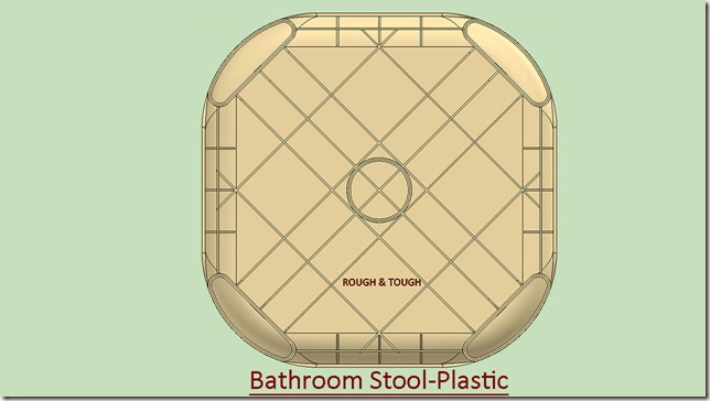 Bathroom Stool-Plastic_2