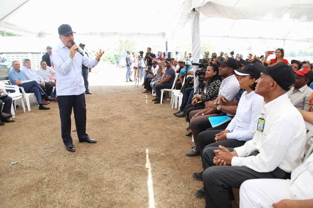 Danilo Medina es el mayor soporte en la continuidad del PLD