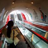 edo-tokyo museum in Japan in Tokyo, Tokyo, Japan