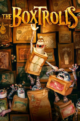 The Boxtrolls (2014) BluRay 720p HD Watch Online, Download Full Movie For Free