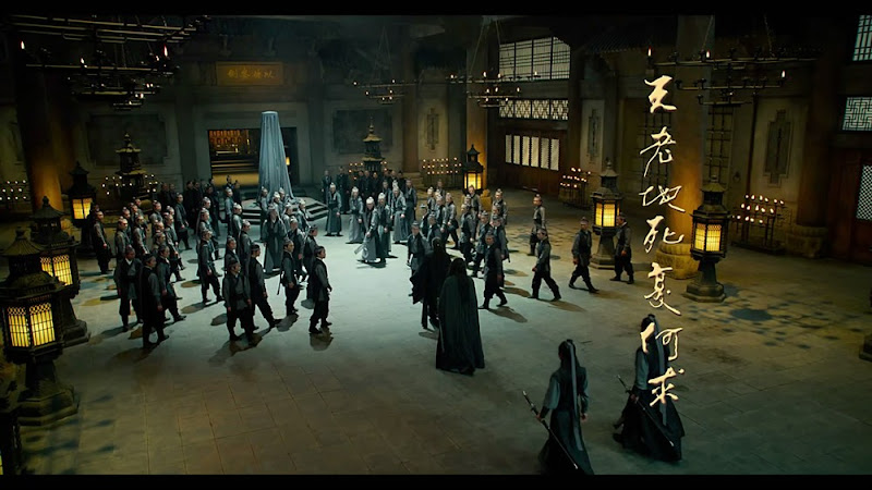 Sword Master Hong Kong Movie