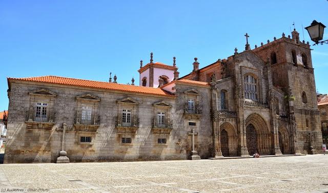 Sé Catedral de Lamego - Igreja-casa-m_e da Diocese de Lamego - Portugal