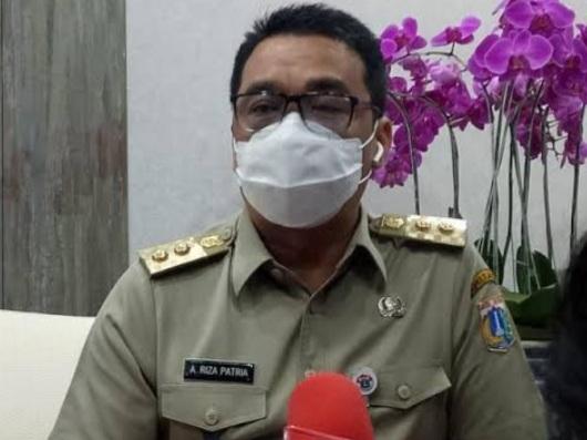 Ketua DPRD Minta Anies Stop Berbohong, Wagub Riza: Pak Jokowi Rasanya Belum Lama Dilantik Jadi Presiden Dua Kali kan, Masa Udah Mikirin Pilpres Lagi ya