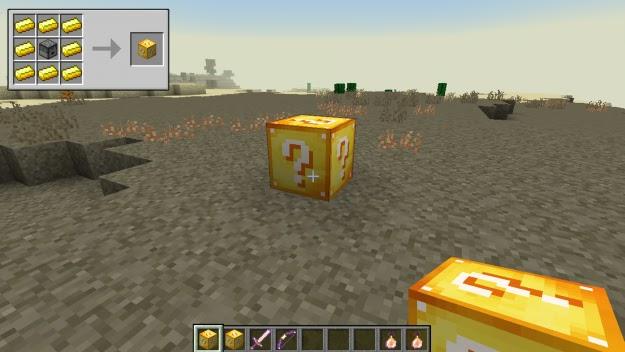 Lucky Block Mod Chance Mod