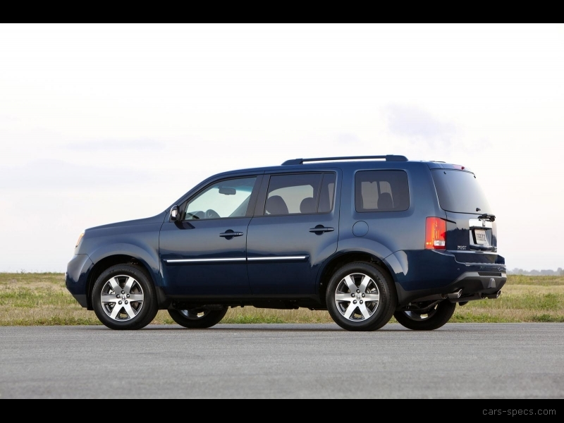 2012 honda pilot suv specifications pictures prices. Black Bedroom Furniture Sets. Home Design Ideas