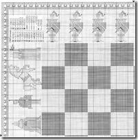 tablero ajedrez punto de cruz (1)