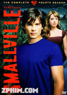 Thị Trấn Smallville 4 - Smallville Season 4 (2004) Poster
