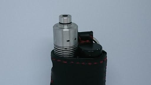 DSC 3811 thumb%255B2%255D - 【DT】「とっちゃんDT」Chad Works × Scull Bomb Vapersコラボ、「VC02 Tips」 VAPORCLOUDコラボモデルレビュー。おまけでプルームテックのニコチンドリップチップ二種PLUS「plus v2」プラス「For KN.Ry drip tip」比較【ドリップチップ/小物/チャドワークス/Ploomtech】