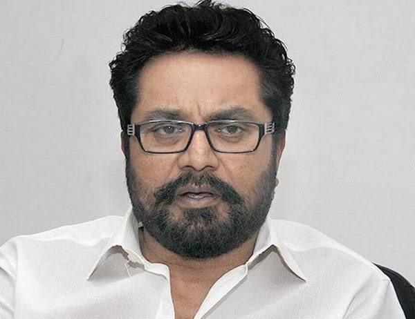 Actor Sarathkumar affected by Covid 19