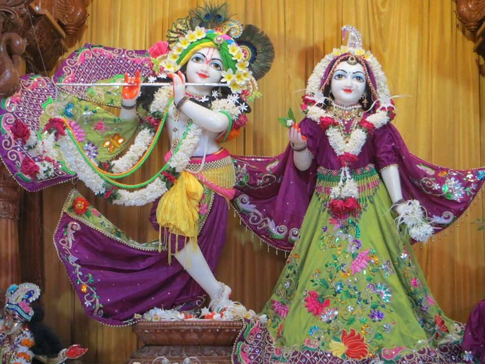 ISKCON Aravade Deity Darshan 07 Mar 2016 (8)