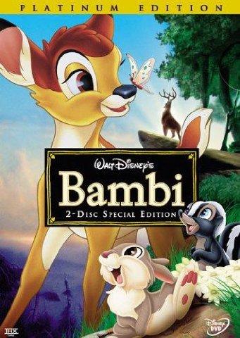 Free movie download: Bambi (1942)