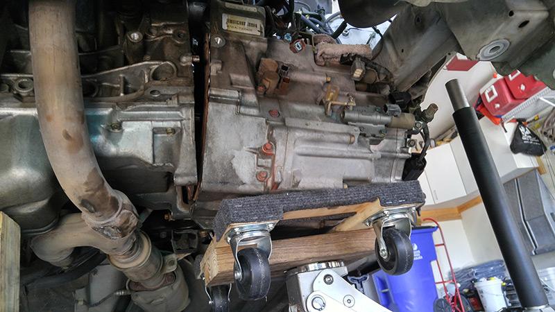 Av Swap - 06 acura tl transmission
