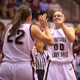 Dahlberg Arena in Missoula, Mont., February 2nd, 2013.