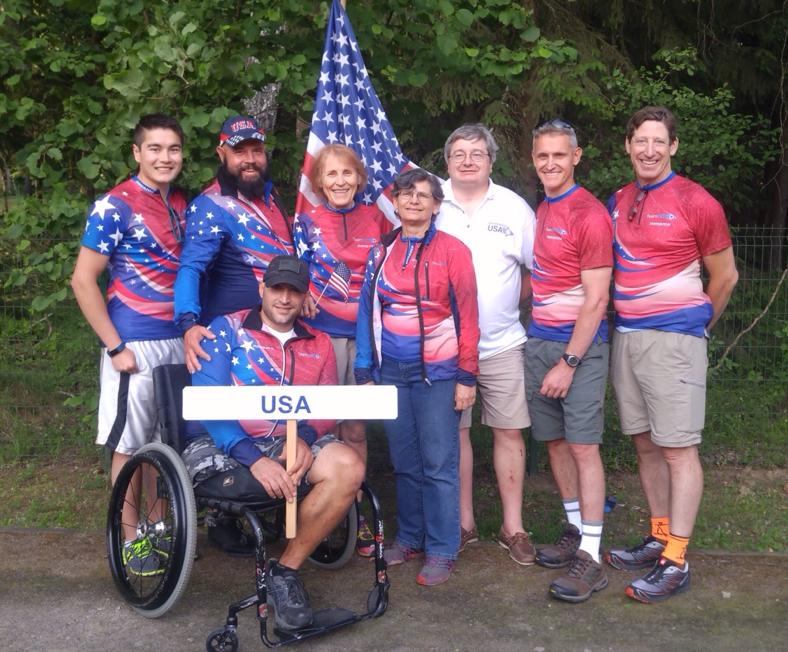 WTOC 2017 USA Team
