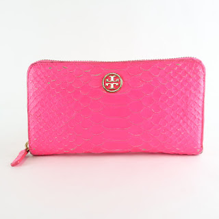 Tory Burch Fuchsia Wallet