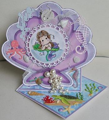 Linda - add pearls