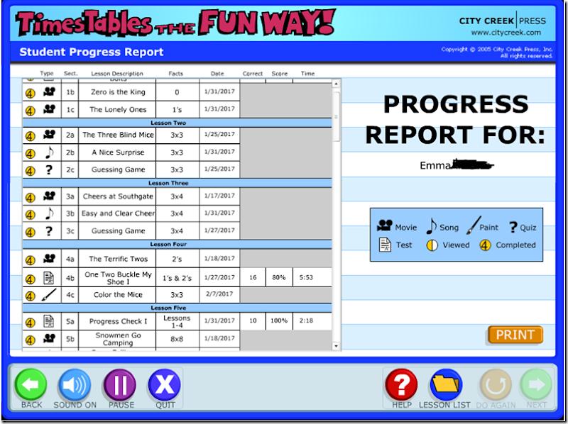 times alive progress report