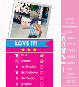 Teen Vogue Me Girl Level 15 - Skater Shoot - Brynn - Love It! Three Stars