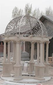 Column, Dome, Exterior, Gazebo, Gazebos, Ideas, Landscape Decor